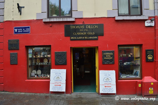 cosa visitare a galway claddagh rings