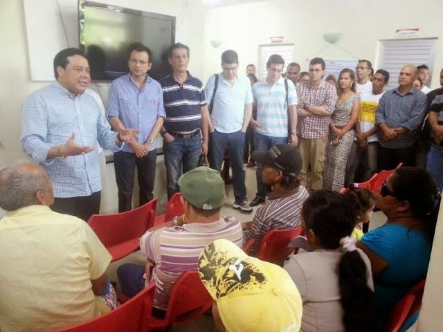 PREFEITURA DE COARI PROMOVE JORNADA DE URULOGIA COM ESPECIALISTAS DE SÃO PAULO
