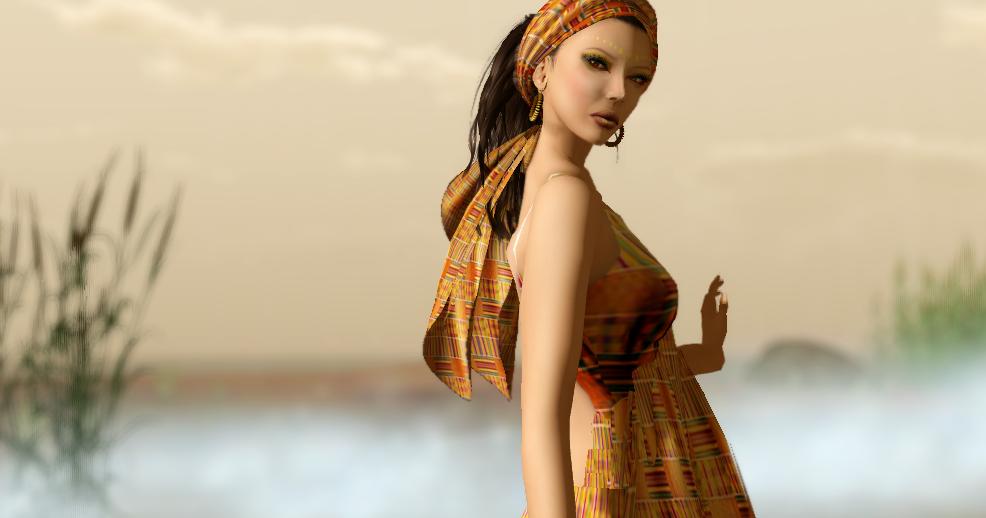 Anjelica S Closet New Release From Desir Ghana Kente Dress