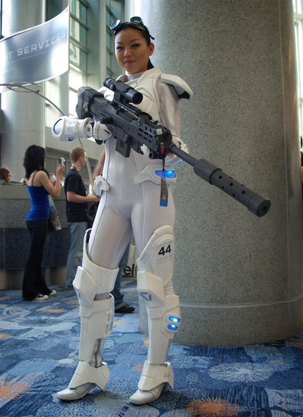 Starcraft Costume