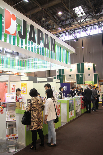 シール(パリ食品産業見本市) 世界最大級の国際食品展!