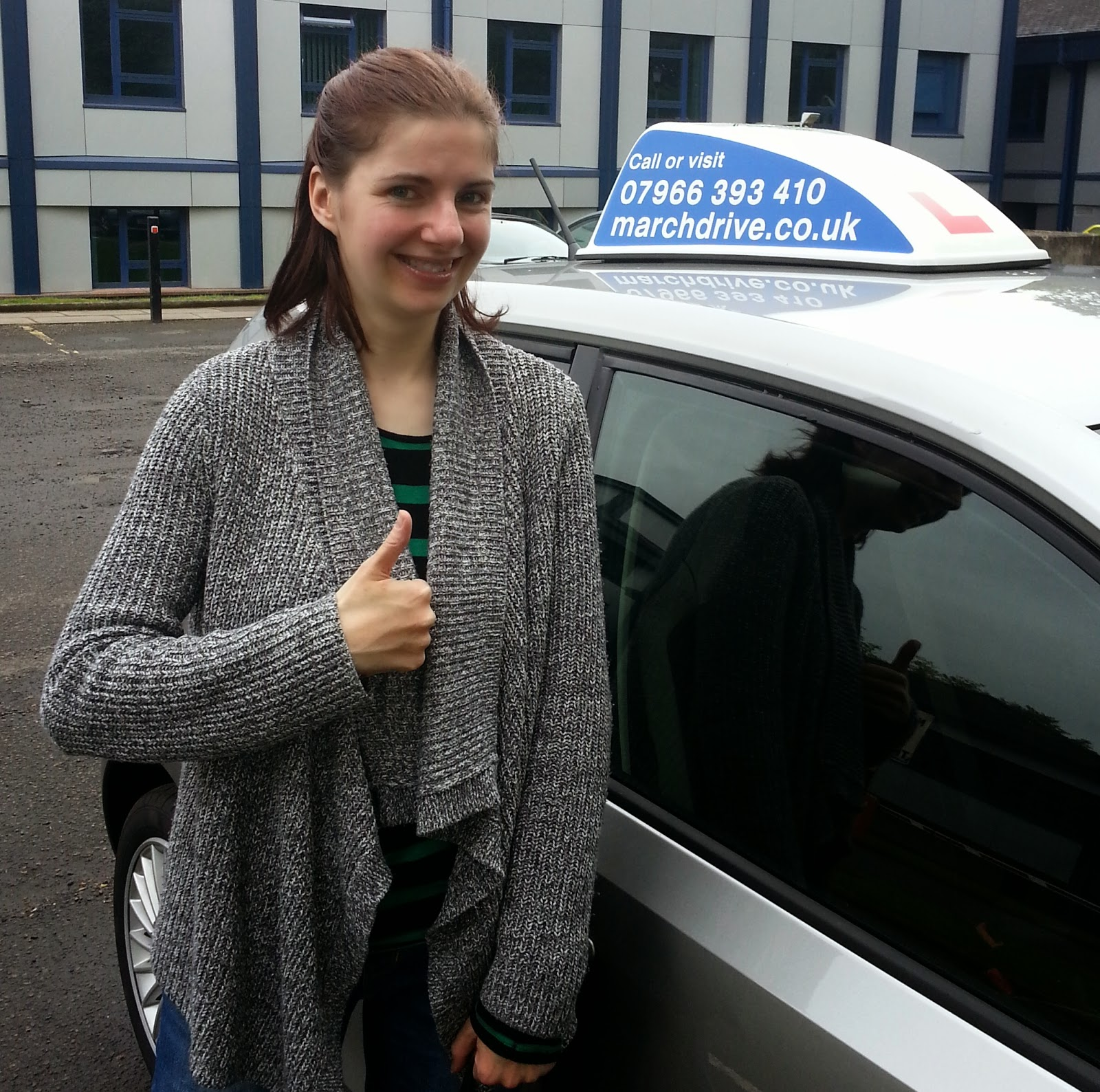 Driving Lessons Stirling Practical Test pass