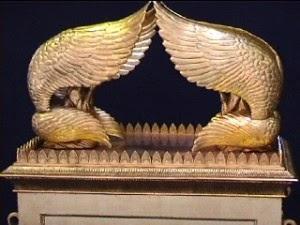 querubins sobre a arca