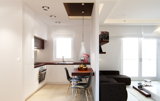 Rent to Own.ph Blog: Small Living Room and Kitchen Design ...
