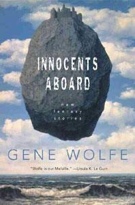Portada de Innocents Aboard, de Gene Wolfe