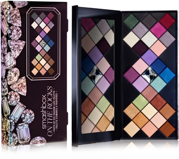 Smashbox On The Rocks Photo Eye Shadow Luxe Palette