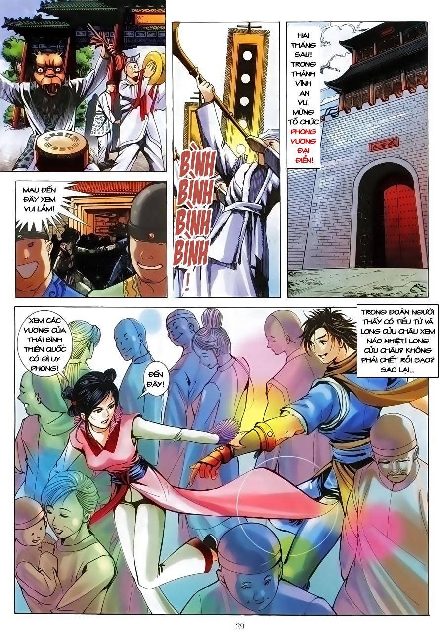 Tân Tác Như Lai Thần Chưởng chap 8 - Trang 24