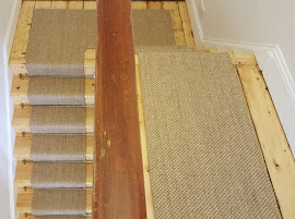 Bespoke Natural Stair Runners