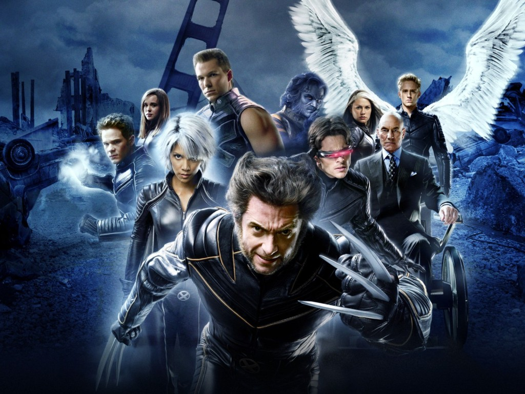 all the characters of X-Men: The Last Stand
