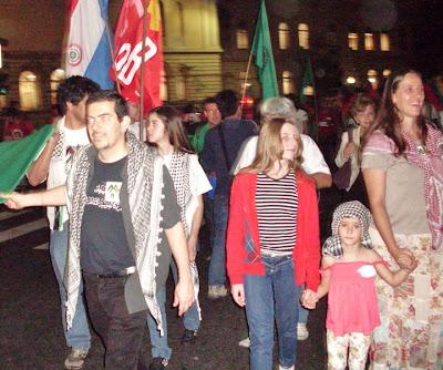 Ato histórico em São Paulo pelo Estado da Palestina Já - foto 48