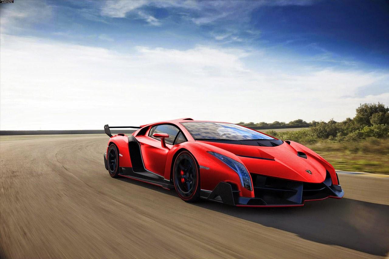 Gambar Mobil Lamborghini Veneno