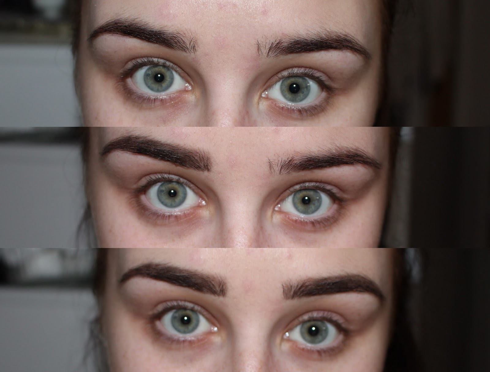 Sophie Alice Ford Blog My Eyebrow Routine