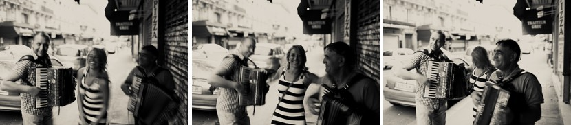 dancing to accordion photo