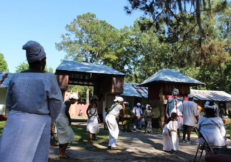 A Plea For Traditional And >> Oyotunji African village: Let's tell you about the the village in America where the Yoruba ...