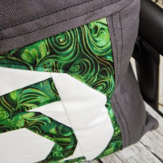 Green Lantern Kissen