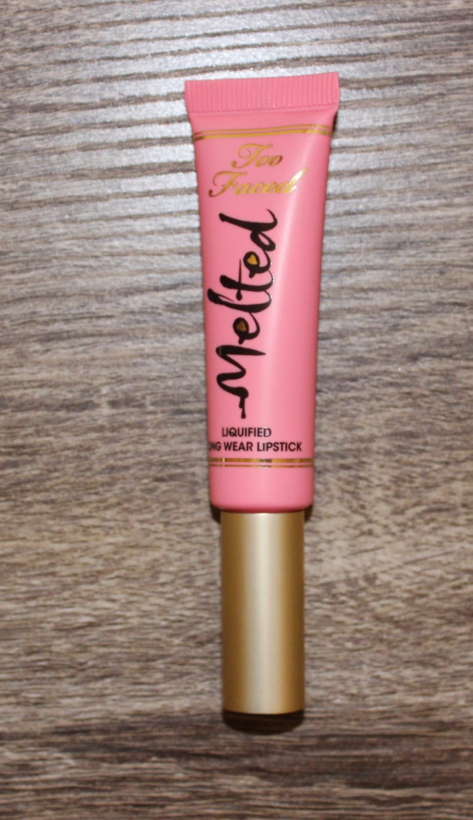 Too Faced Melted Liquified Long Wear Lipstick in Melted Frosting