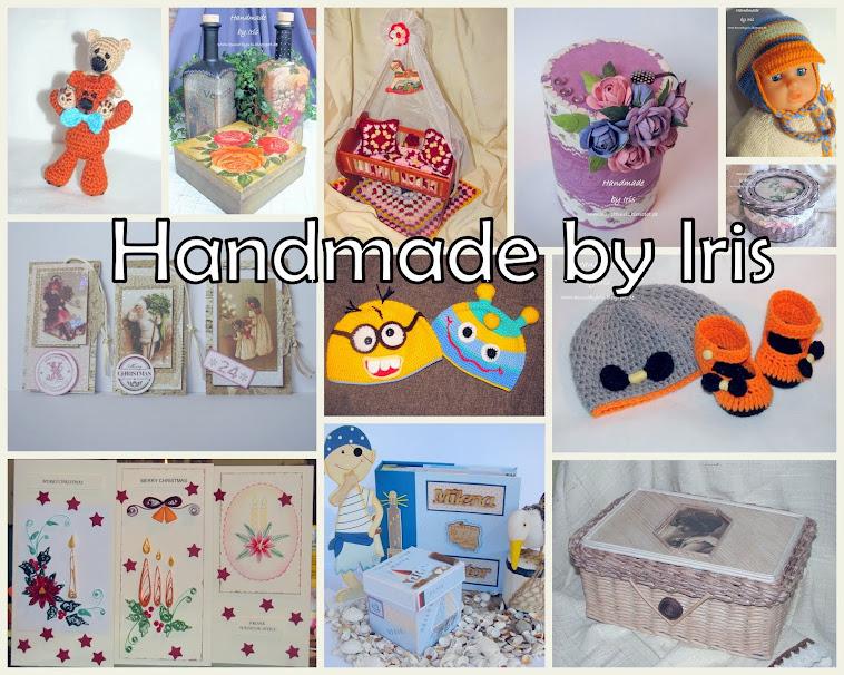 ....  Handmade by Iris ....