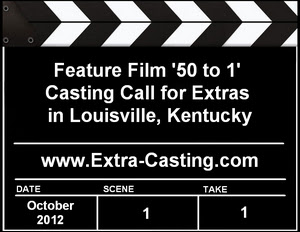 Feature Film 50 to 1 Casting Call