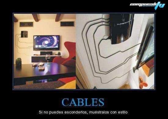 Cables de tu consola con estilo
