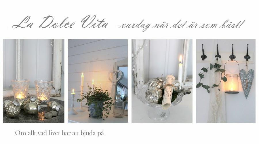 La Dolce Vita -vardag när det är som bäst!