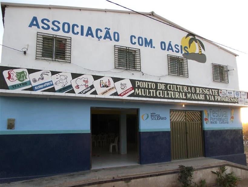 Oásis Manari - Pernambuco