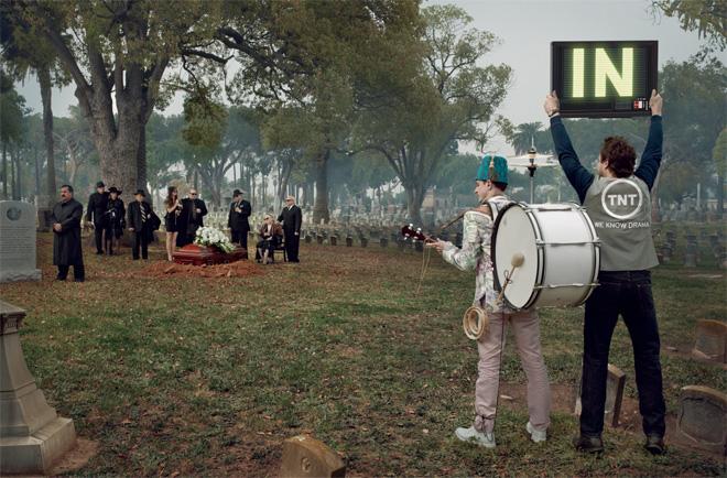 TNT Conoce el drama - Funeral