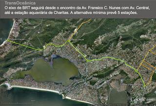 Niterói terá Transoceânica