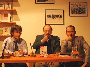 Con Eco e Diego Fusaro
