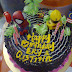 Sambut birthday kengkawan...