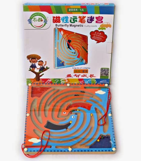 Kado ulang tahun berupa mainan edukasi untuk anak