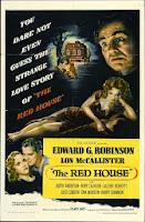Portada película La casa roja