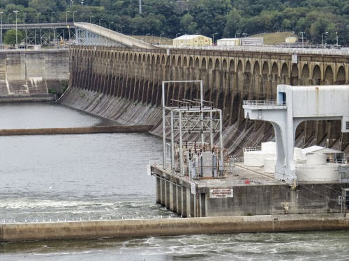 Wilson Dam, Florence Alabama