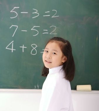 how to become good at math