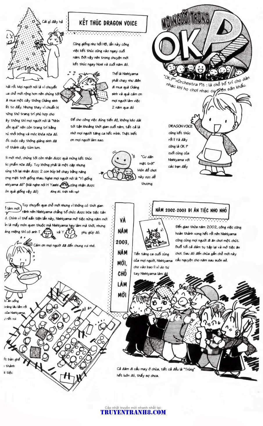 Dragon Voice chap 96 – End Trang 39