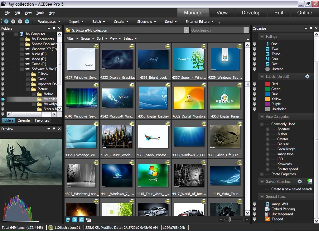 ACDSee Free Download for Windows 10 7 8/ (64 bit/32 bit)