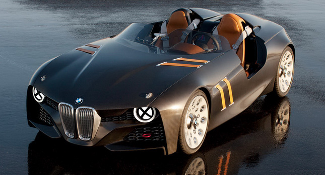 2011 BMW's Retrolicious 328 Homage Concept