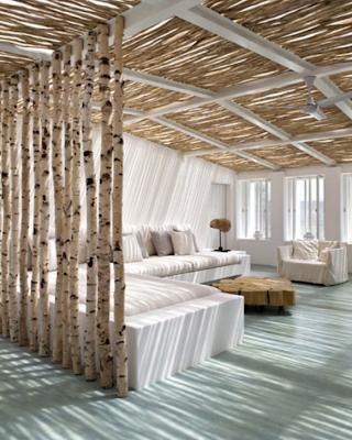 Idee deco deco branche and deco branche bois idee decos - Deco nature chambre ...
