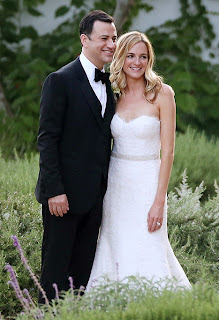 Jimmy Kimmel married Molly McNearney