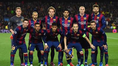 Fakta Menarik Barcelona yang Akan Melawan Juventus di Final Liga Champions 2015