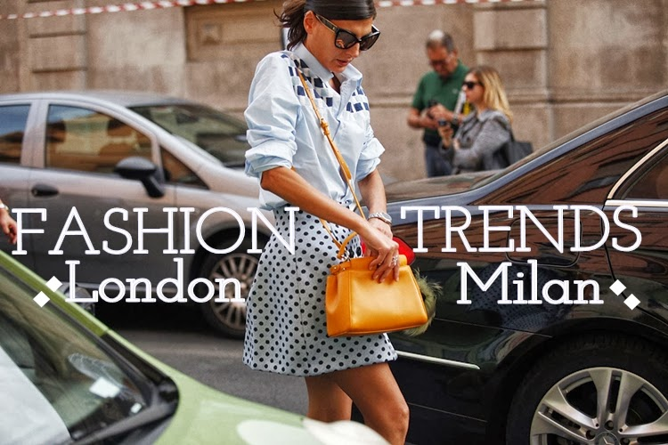 streetstyle london milan