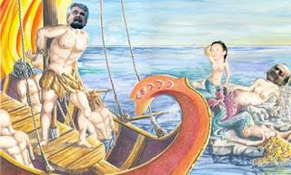Beppe e le Sirene