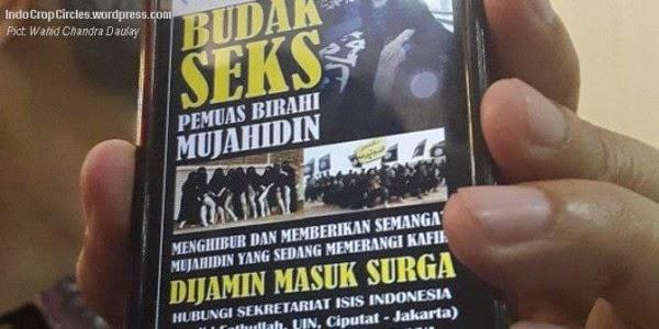 Rayuan Seks Militan IS cuba MEMPERDAYA Remaja Perempuan Malaysia