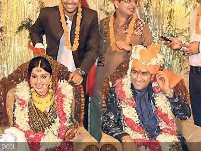 Dhoni Marriage Photos Dhoni
