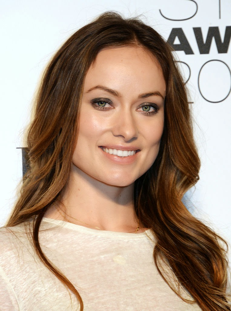 Actress: Olivia Wilde - Elle Style Awards in London