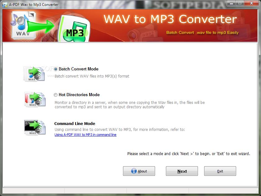 ����� ������ A-PDF Converter ������ A-PDF-WAV-to-MP3.png