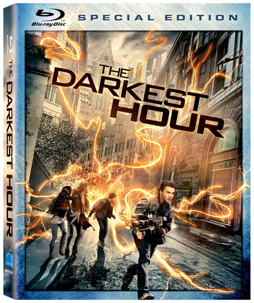 The Darkest Hour (A Hora Mais Negra) [Blu-ray]