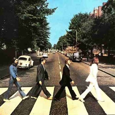 Here comes the sun. The Beatles