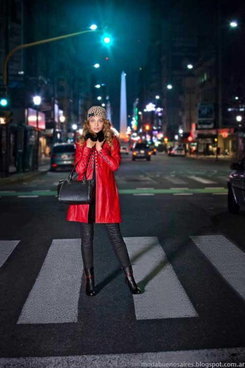 Corium otoño invierno 2013 moda argentina