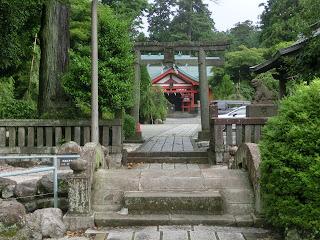 新橋浅間神社(御殿場市)