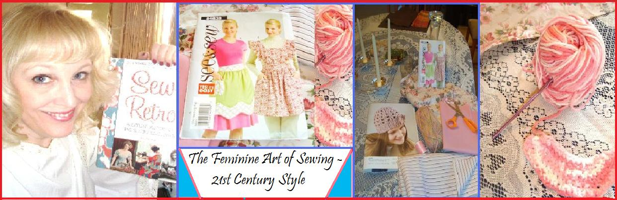 The Feminine Art of Sewing